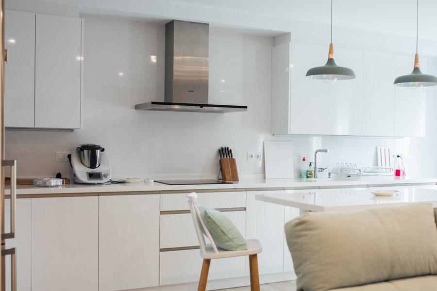 Encimeras Hi-Macs para cocinas